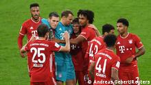DFL-Supercup | FC Bayern München - Borussia Dortmund (3:2) Endstand