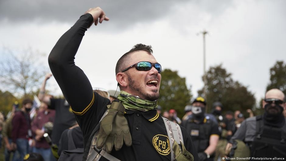 Who are the Proud Boys?