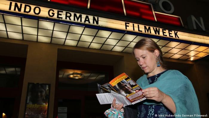Deutschland Berlin Eröffnung Indo German Filmweek (Ines Huber/Indo German Filmweek)