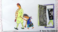 Save the Children | Zeichnungen
