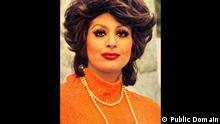 Iran Sängerin Marjan