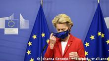 اورزولا فون درلاین، رئیس کمیسیون اروپا