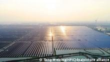 China Schwimmende Solaranlage Chuzhou