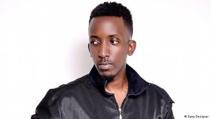 Le jeune modéliste et styliste burundais vit à Kigali depuis plusieurs années.