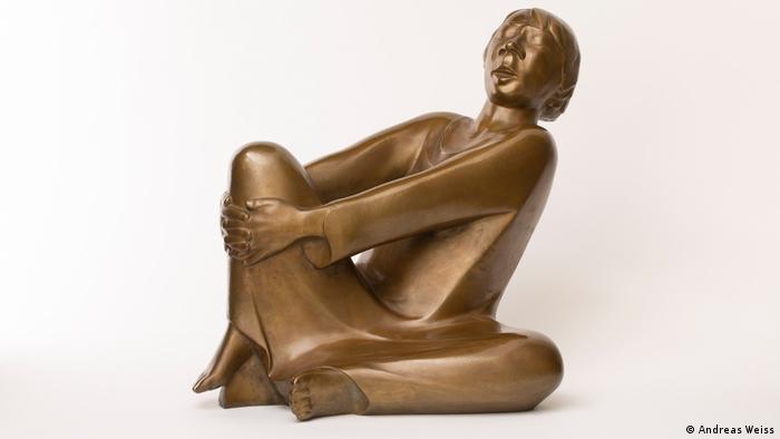 Ernst Barlach sculpture 'Singing Man' (VG Bild-Kunst/Andreas Weiss)