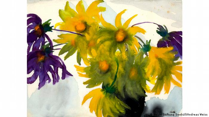 Emil Nolde painting (Nolde Stiftung Seebüll/Andreas Weiss)