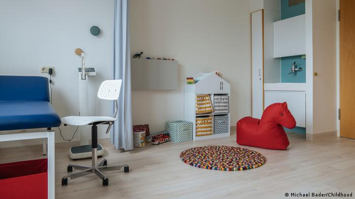 Berlin Childhood Haus (Michael Bader/Childhood)
