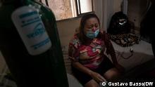 Brasilien | Corona-Überlebende Maria Alzenir Lima