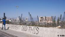 DW Global 3000   Beirut Kunst
