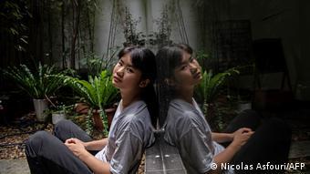 China Fridays-for-Future-Aktivistin Howey Ou Hongyi