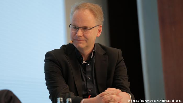 FAZ-Herausgeber Carsten Knop (Foto: Gandalf Hammerbacher/picture-alliance)