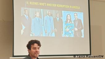 Deutschland Berlin Angola Tagung | Daniel Düster