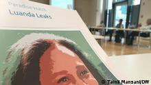 Deutschland Berlin Angola Tagung | Isabel dos Santos Paradise Watch