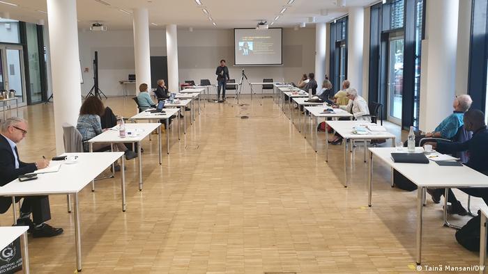 Deutschland Berlin Angola Tagung | Übersicht