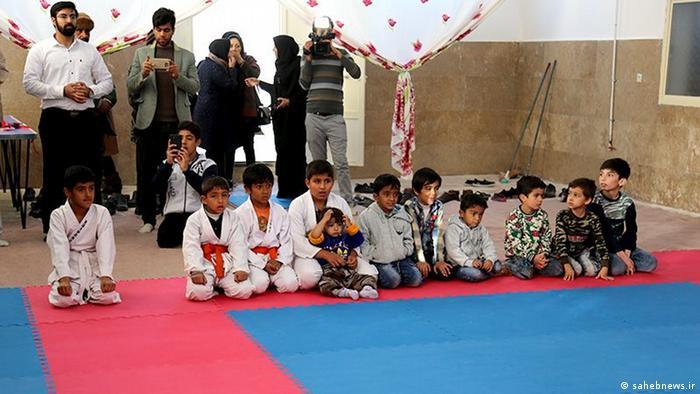 Iran | Eröffnung neuer Sportstätten
