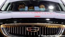 Auto China 2020 | Geely Preface (Thomas Peters/Reuters)
