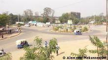 Gambella, Capital city of Gambella region Copyright: Alemnew Mekonnen, DW correspondent in Bahrdar. Date: 30.09.20