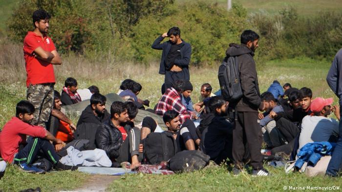 Migranti u Bihaću