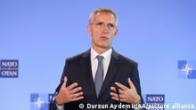 Brüssel Jens Stoltenberg NATO-Generalsekretär