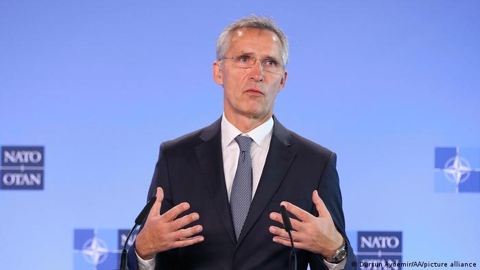 Jens Stoltenberg, secretarul general al NATO