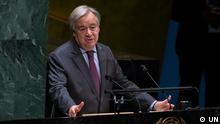 New York António Guterres UN-Konferenz zu Frauenrechten