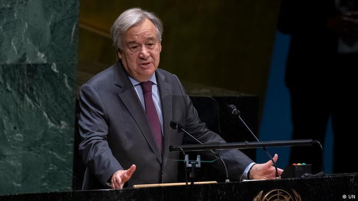 New York António Guterres UN-Konferenz zu Frauenrechten (UN)