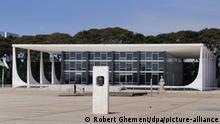 Brasilia Supremo Tribunal Federal Oberstes Bundesgericht Brasilien