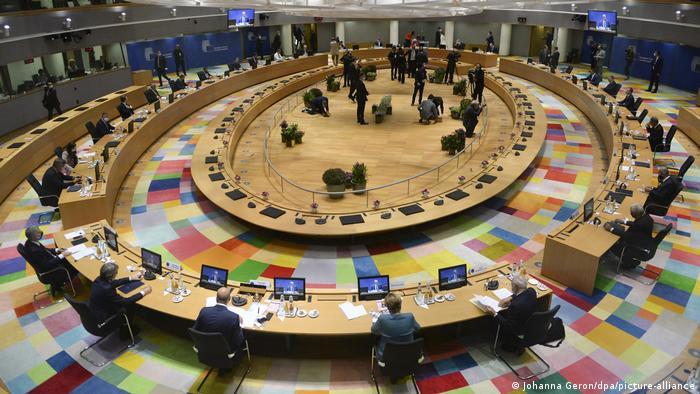 Summitul UE Bruxelles