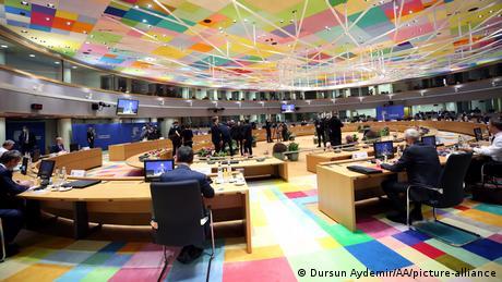 Σύνοδος Κορυφής: Έντονη αποδοκιμασία της Τουρκίας