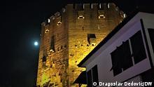 Türkei   Alanya Der rote Turm Alanya Kizil Kule