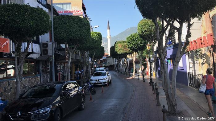 Alanja - ulica Iskale
