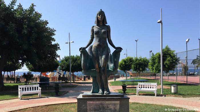 Spomenik Kleopatri