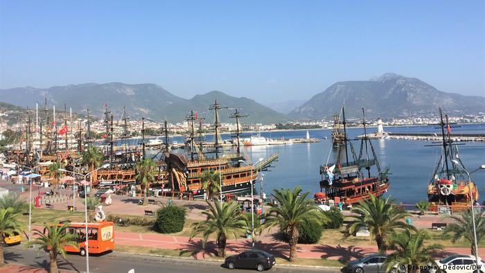Türkei | Alanya Hafen
