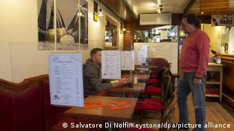 Ресторан в Женеве