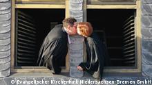 Steffanie und Ellen Radke, verheiratete Pfarrerinnen und Betreiber des YouTube Format Anders Armen