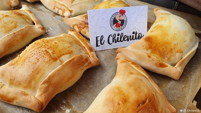 Especialidades chilenas de El Chilenito.