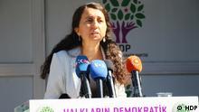 Türkei Ankara | Polizeioperationen gegen oppositionspartei HDP in der Türkei
