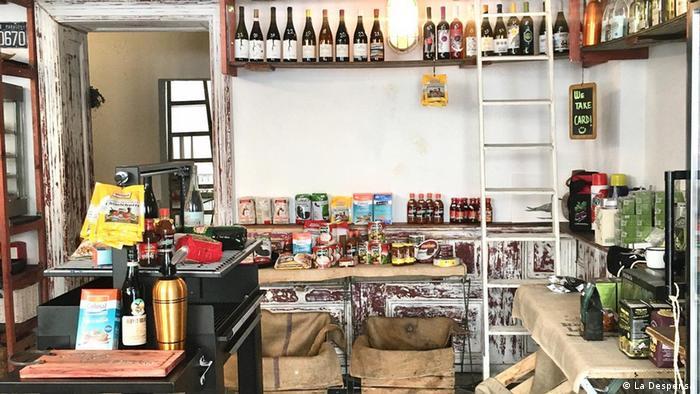 La Despensa ofrece especialidades paraguayas