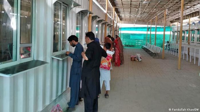 Pakistan neue Visapolitik für afghanische Staatsbürger