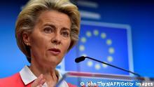 Belgien Brüssel | EU-Gipfeltreffen - Ursula von der Leyen
