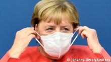 Belgien Brüssel | EU-Gipfeltreffen - Angela Merkel (Johanna Geron/Reuters)