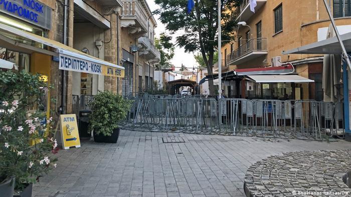 Green Line in Nicosia
