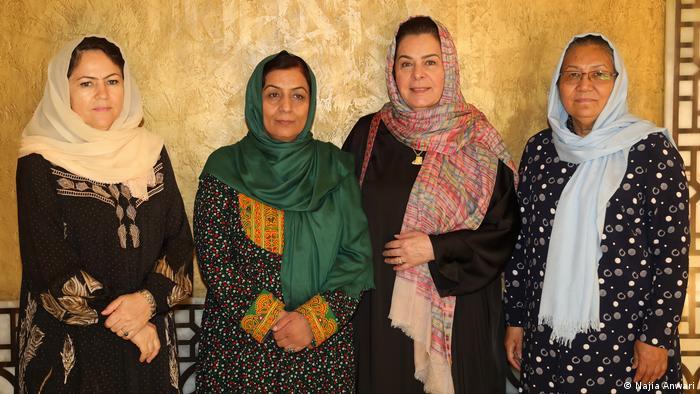 Afghanistan Gespräche in Doha, Teil des Verhandlungsteams der Islamischen Republik