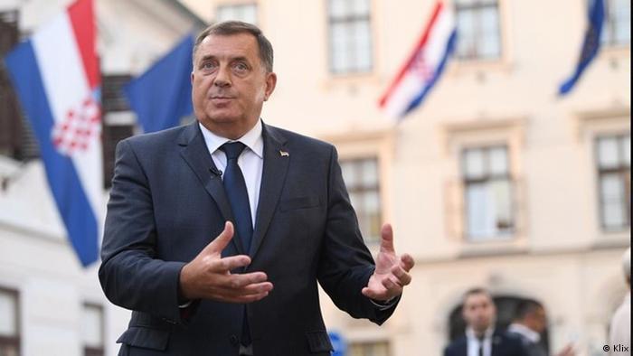 Milorad Dodik (tijekom posjeta Zagrebu u rujnu 2020.)