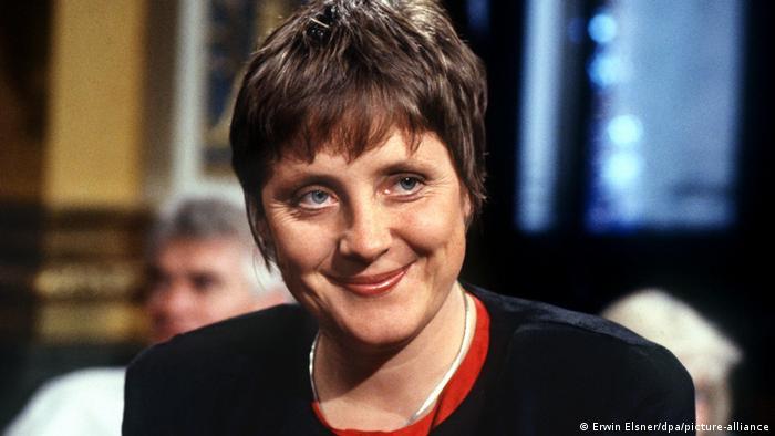 Deutschland | Angela Merkel 1992