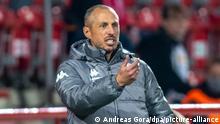 1. FC Union Berlin - FSV Mainz 05 Interimstrainer Jan-Moritz Lichte