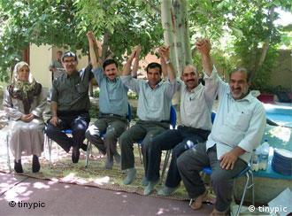اعضای کانون صنفی معلمان
