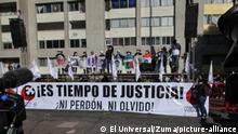 Mexiko City | Jahrestag Tlatelolco Massaker Proteste