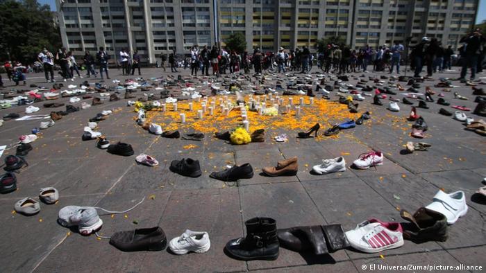 Imagen de acto de conmemoración de masacre de Tlatelolco
