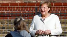 Deutschland Potsdam | Zentrale Feierlichkeiten zum Tag der Deutschen Einheit | Angela Merkel